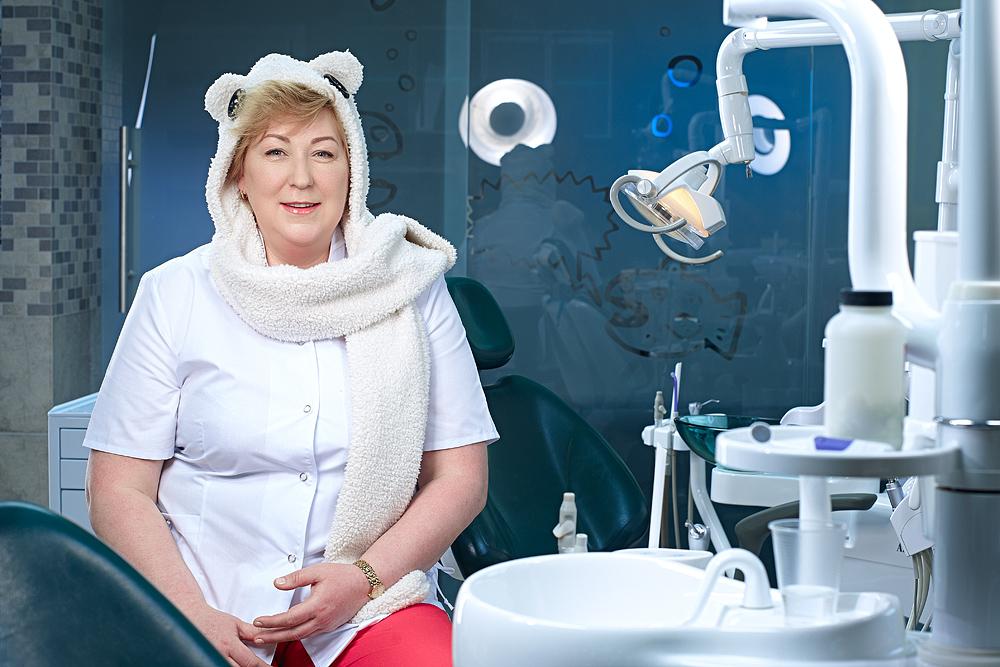 Интерьер стоматологии«УмкаБелМед»