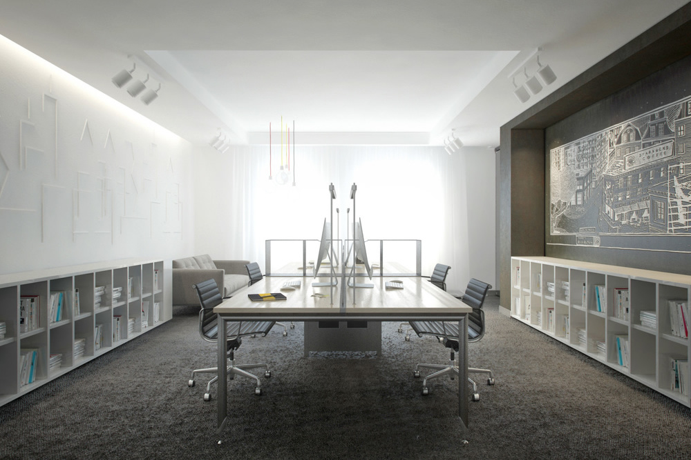 Офис IT-компании