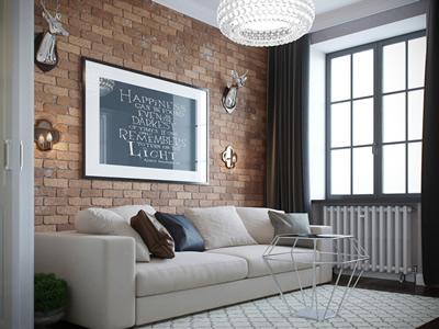 Дизайн небольшой квартиры без перепланировки