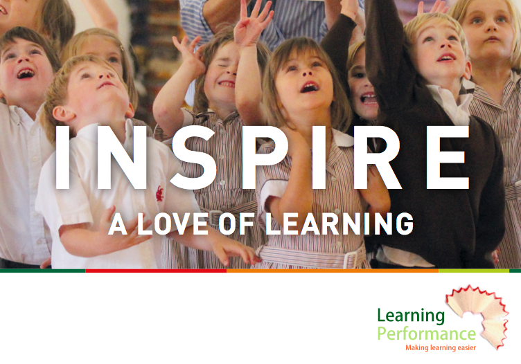 Primary brochure from Learning Performance Training - the study skills company