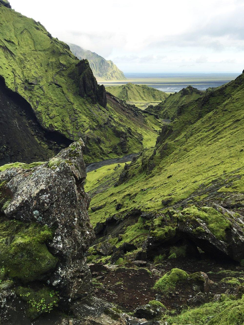 Copy of Þakgil and Remundargil Canyon
