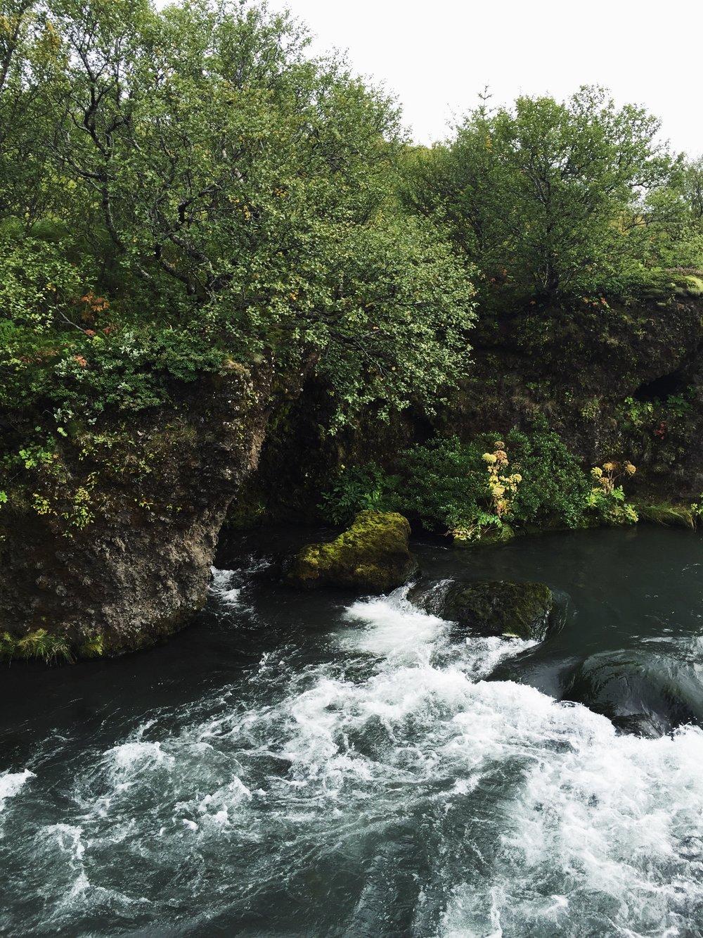 Skógá River, South Iceland