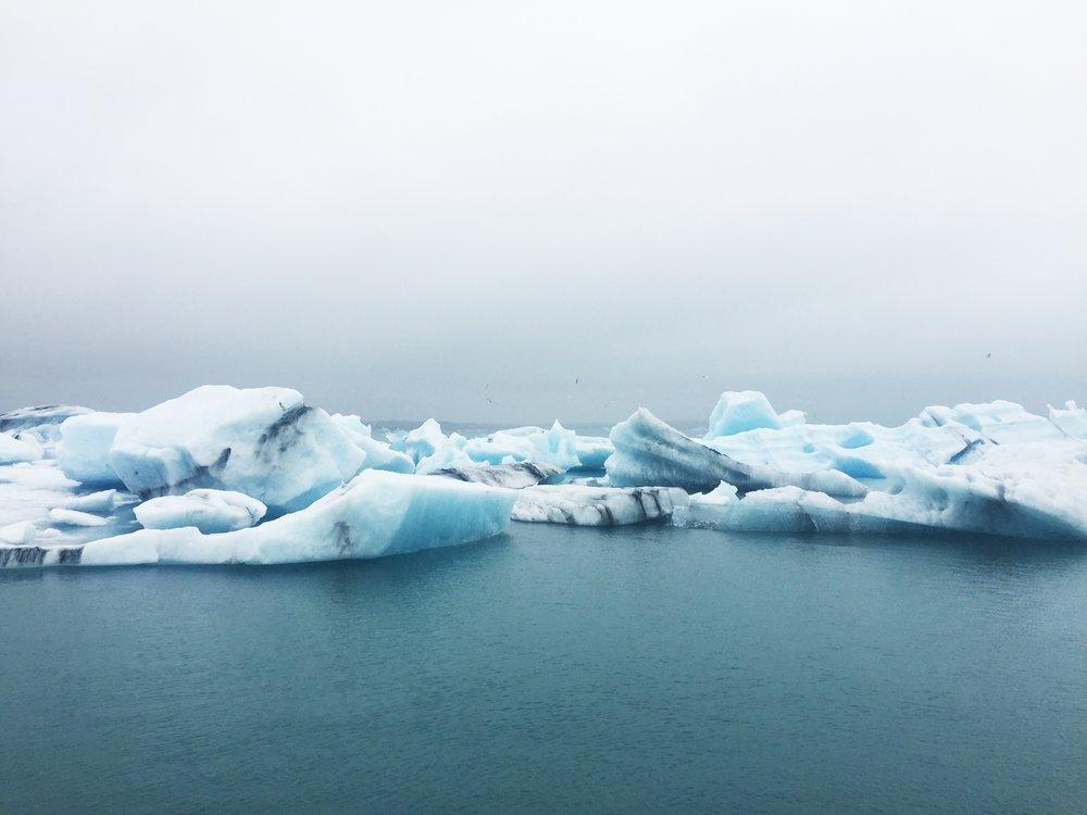 Copy of Jökulsárlón, Glacier Lagoon