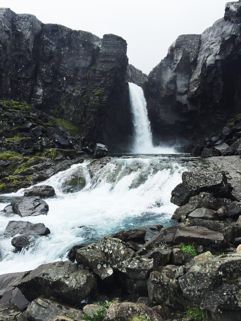 Copy of Folaldafoss, East Iceland