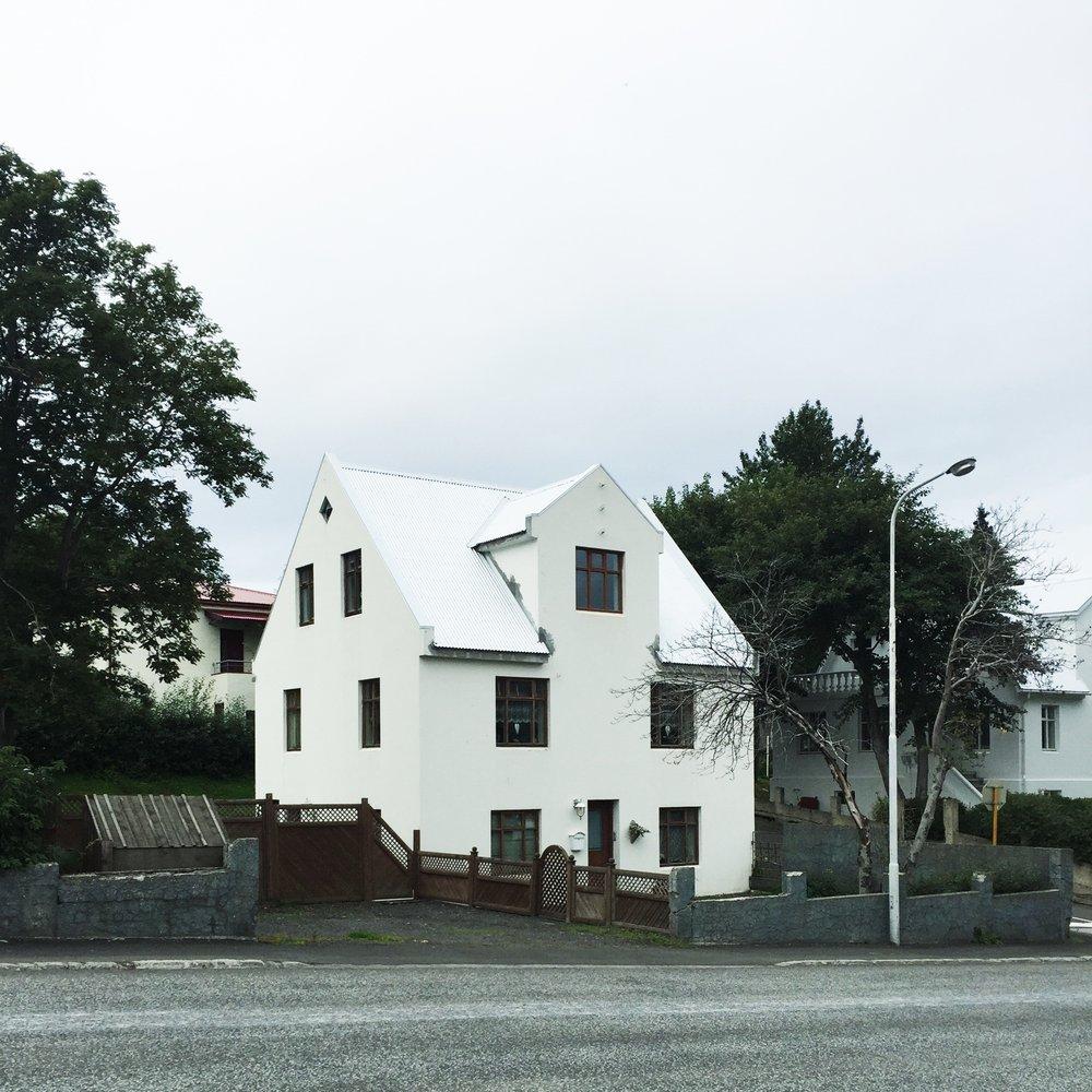 Copy of Icelandic House, Akureyri