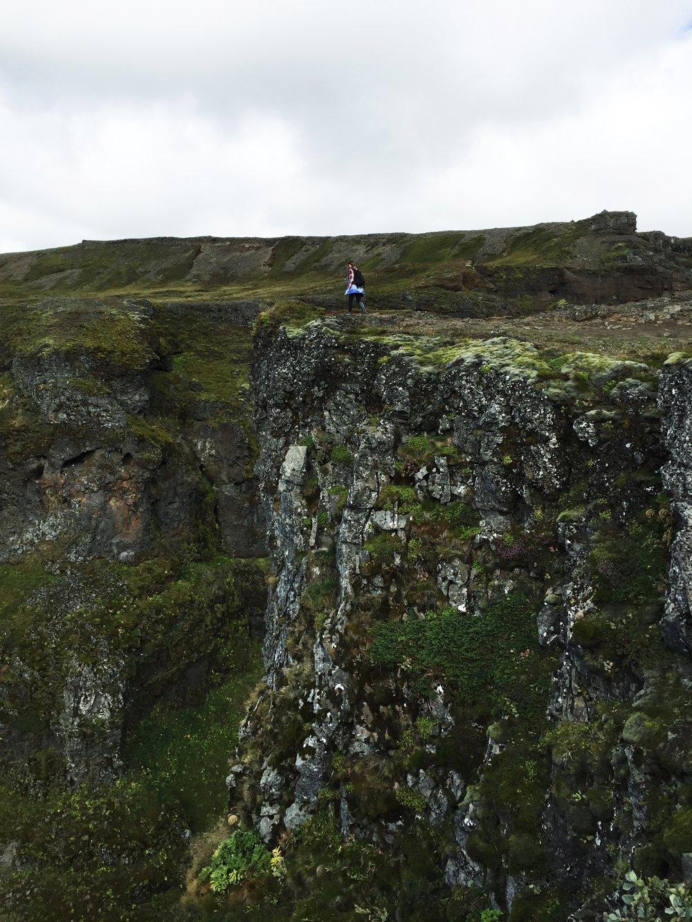 Copy of Glymur, Hvalfjörður