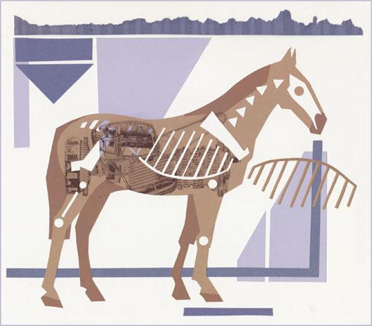 Paolozzi Horse Illustration.jpg
