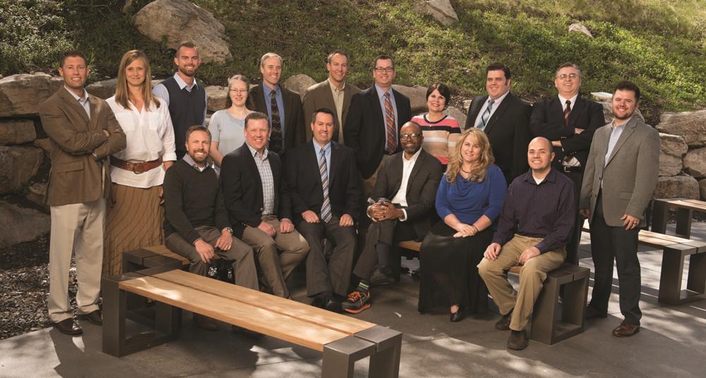 Trust Staff 2015