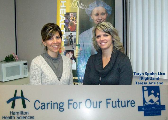 Hamilton Health Sciences, Taryn Spohn Lico + Teresa Aniano.jpg