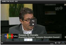 Cesare DiDonato on Hamilton Talks