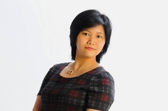 ALYSSA LAI Courtesy Alyssa Lai Young women must be given the opportunities to lead, writes Alyssa Lai.