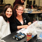Vex robotics PD day at Orchard park. Photos by Ancaster High teacher Antoinetta Saunders.