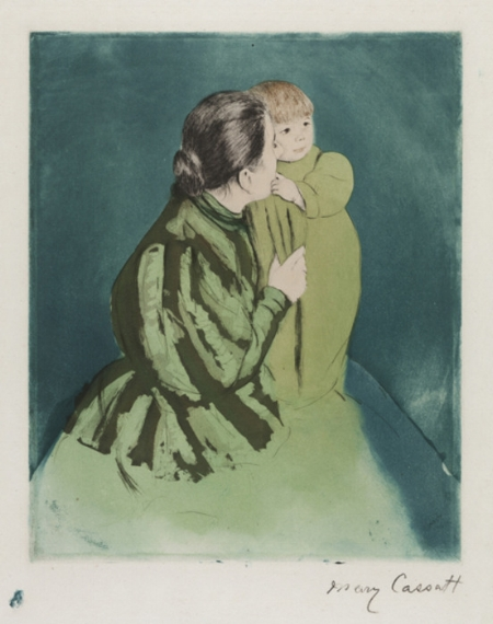 """I've seen again and again that the essence of healing emotional pain lies in listening to what hurts -- in both knowing how to listen to oneself and being listened to by another.""  Miriam Greenspan     Art by Mary Cassatt"
