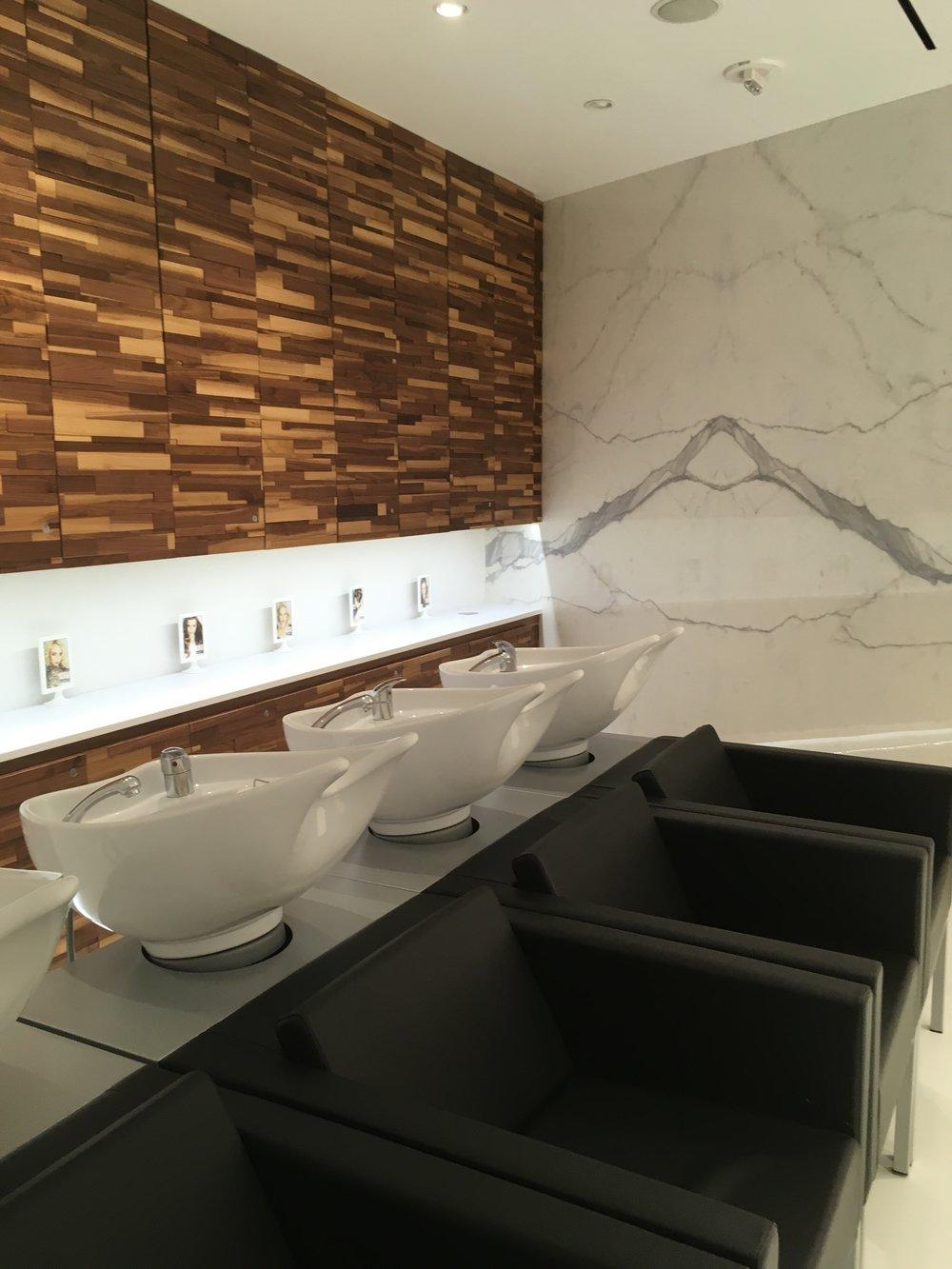 wash area interior
