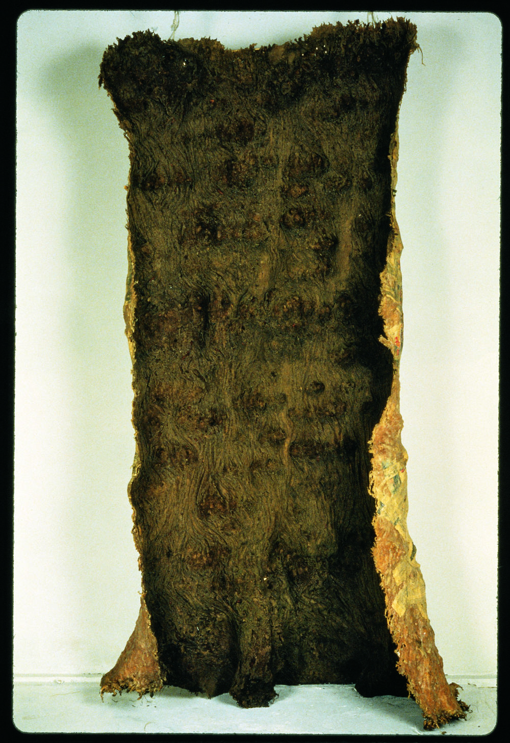 An example from my 1982 series,  The   Mold as a Piece of Art .