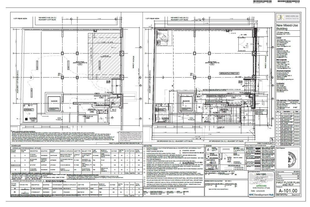 DOB Approved Plans 11/2016