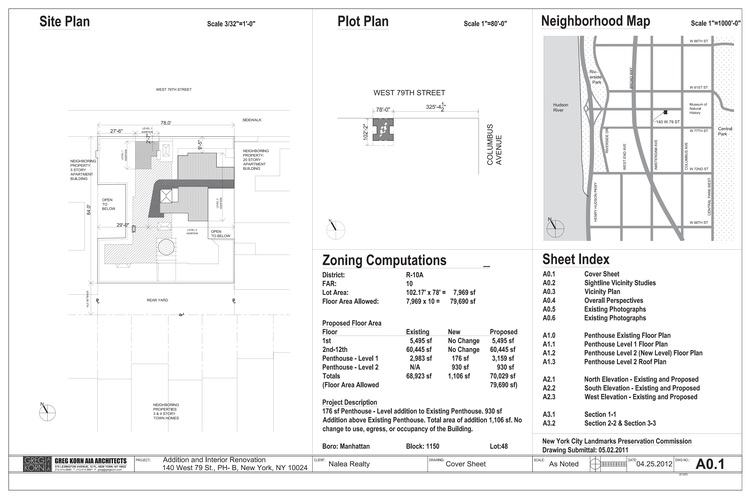 Penthouse Apartment Addition Landmarks Preservation Commission Drawings Cover Sheet.jpg
