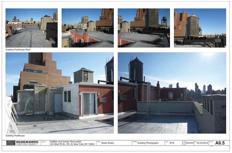 Penthouse Apartment Addition Landmarks Preservation Commission Drawings Existing Photos.jpg