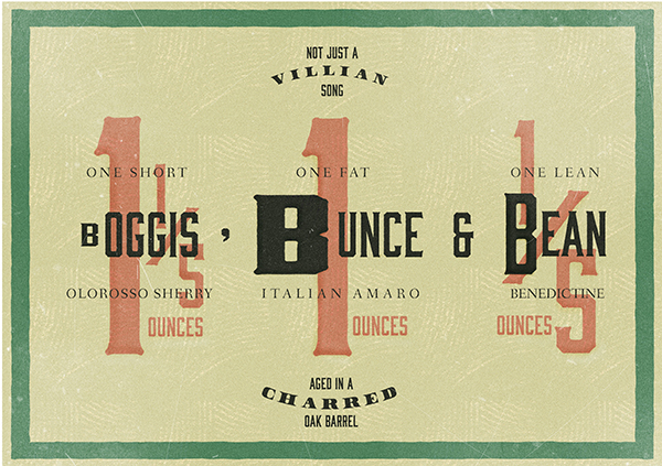 Boggis, Bunce, & Bean