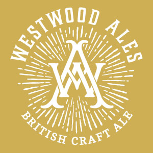 The visual identity of Westwood Ales