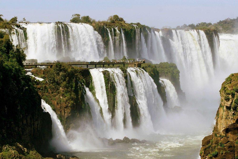 IGUAZU FALLS -