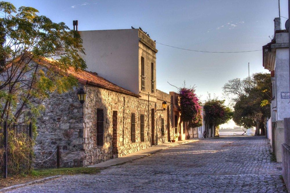 COLONIA, URUGUAY -
