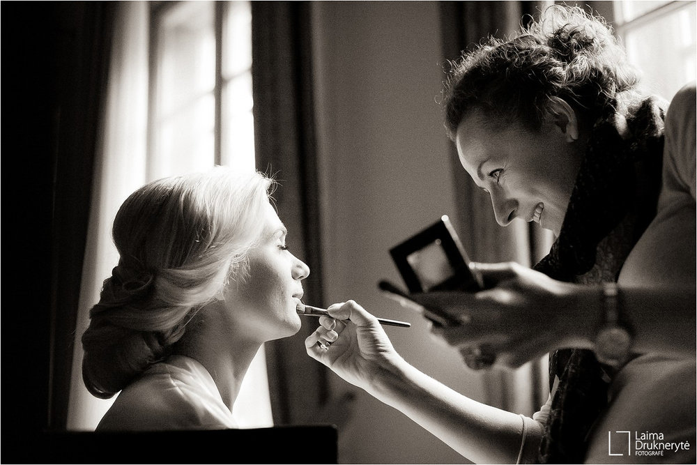 Before the ceremony - more >>