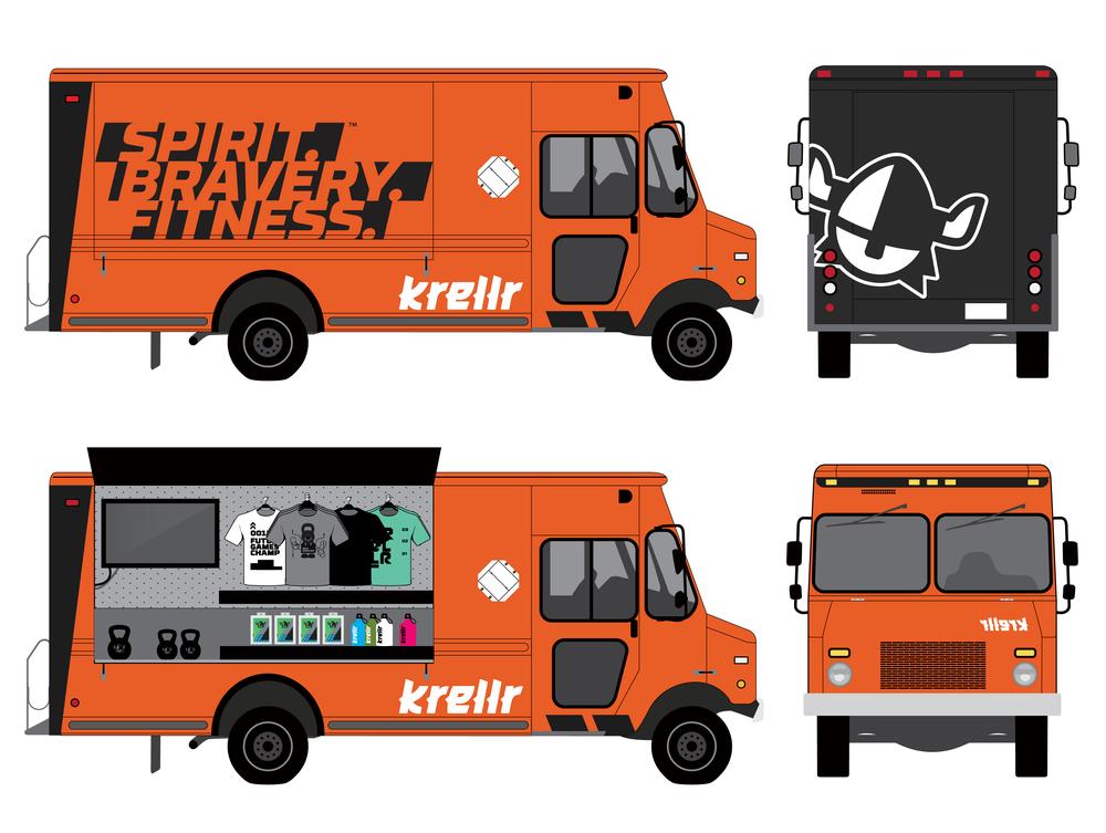 (Unofficial)Merchandise Truck Concept