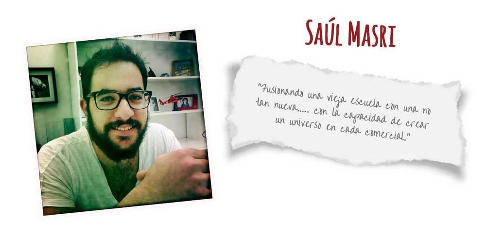 Saul Masri