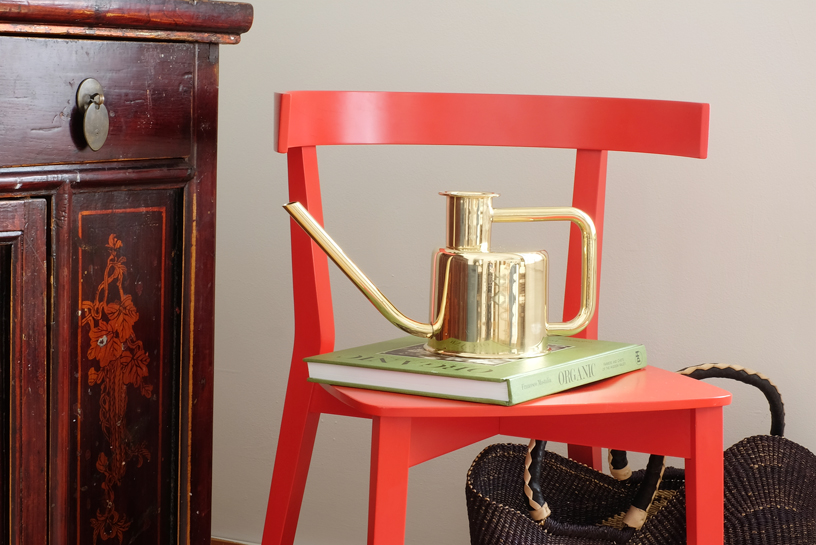 x3 Watering Can (Brass) | The New Amity Workshop