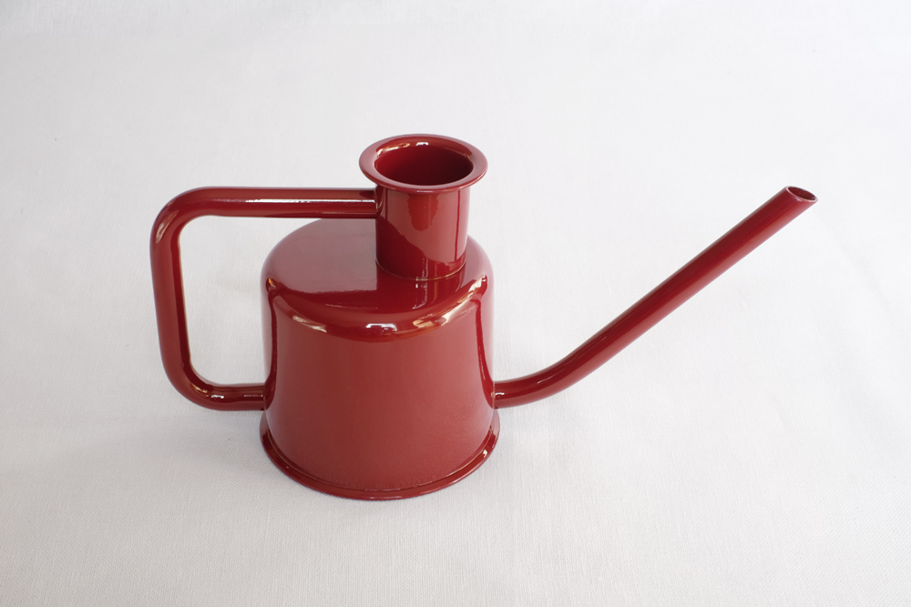x3 Watering Can - Red