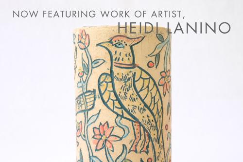 Heidi Lanino | The New Amity Workshop