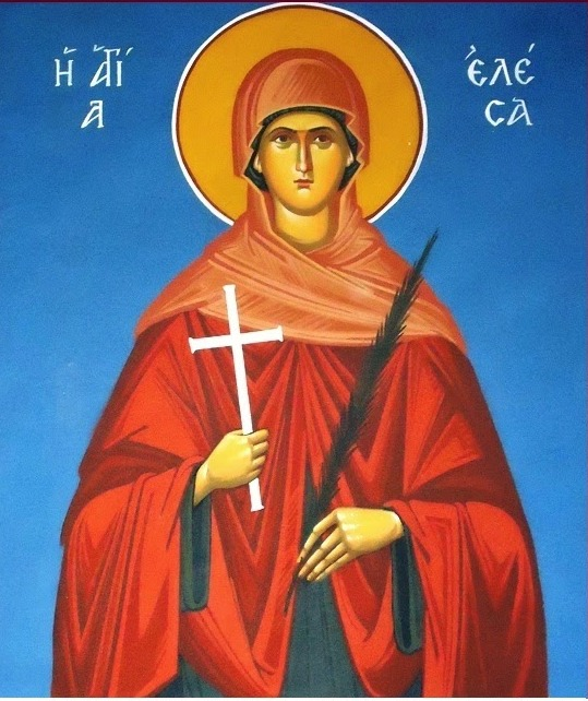 Saint Elesa of Kithira