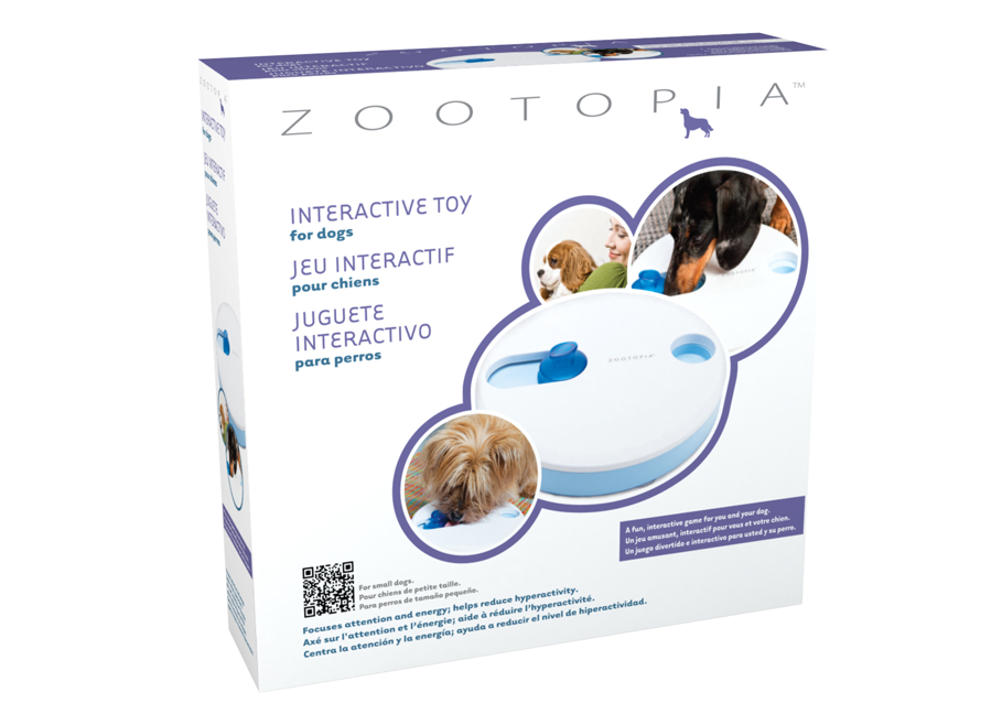 Zootopia Interactive Dog Toys Toc Toc Communications