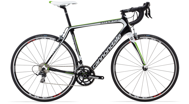 Cannondale Synapse Carbon 105: MSRP $2099 Closeout: $1499!