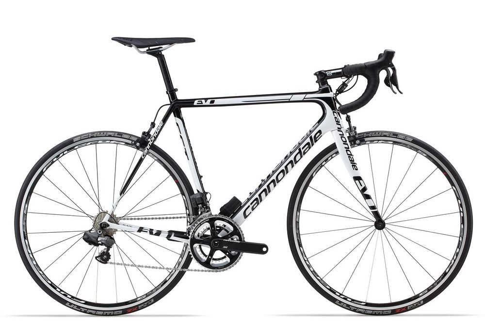Cannondale SuperSix EVO Ultegra Di2: MSRP: $4899 Closeout: $3599!