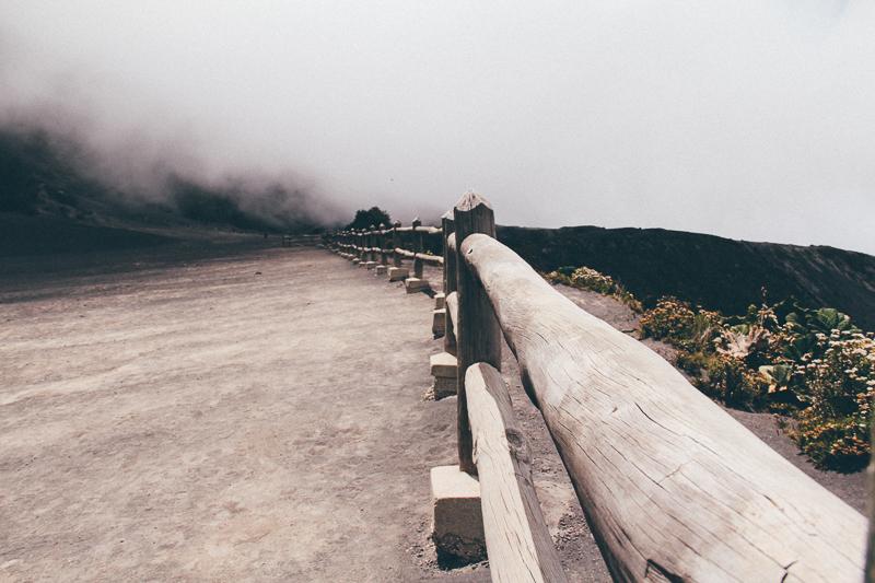 Volcán Irazu, Costa Rica