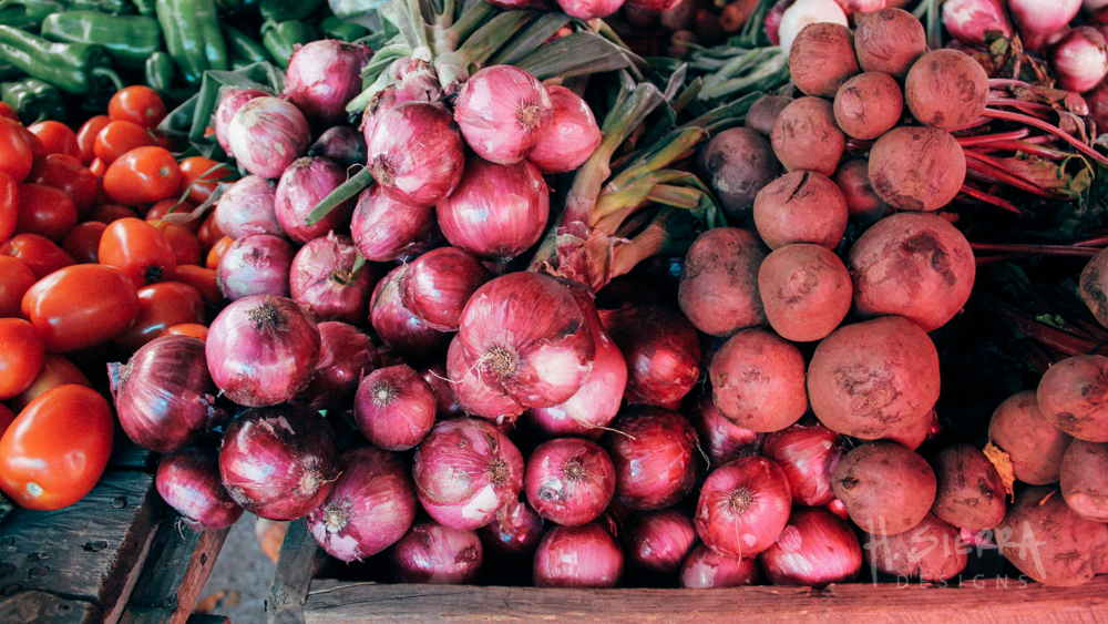 Colores del Mercado