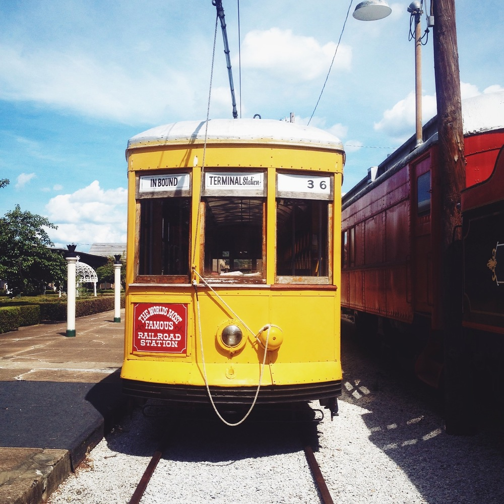 Chattanooga Trains