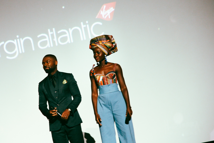 David Oyelowo & Lupita Nyong'o