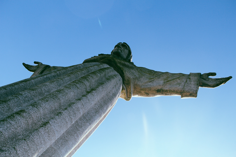 Cristo Rei, Lisbon. Portugal