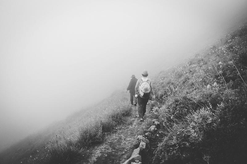 Child of the Fog (Mt. Rainier, USA)