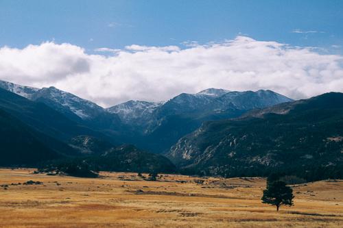 Mountains Call My Name (Estes Park, Colorado)