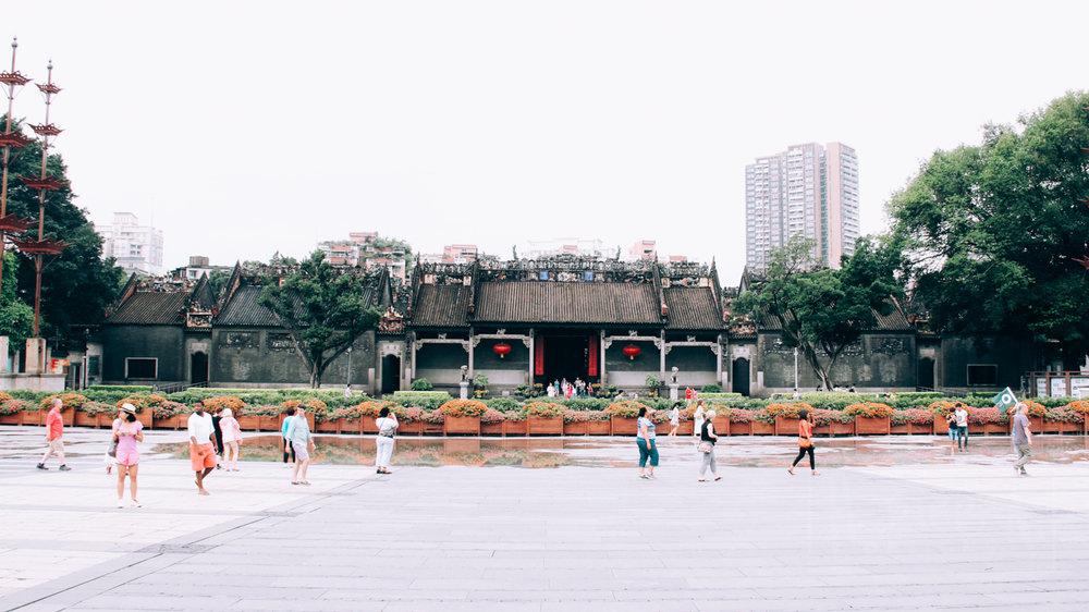 Temples & Parks