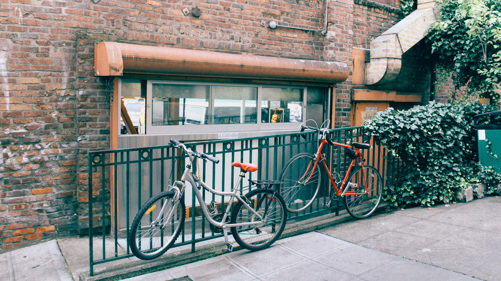 Bikes of the World (Seattle, Washington)