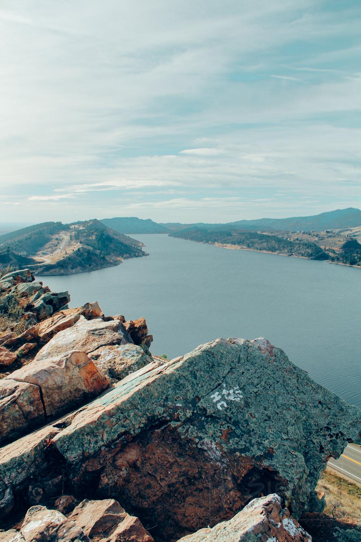 Lakes & Rocks (Ft. Collins, Colorado)