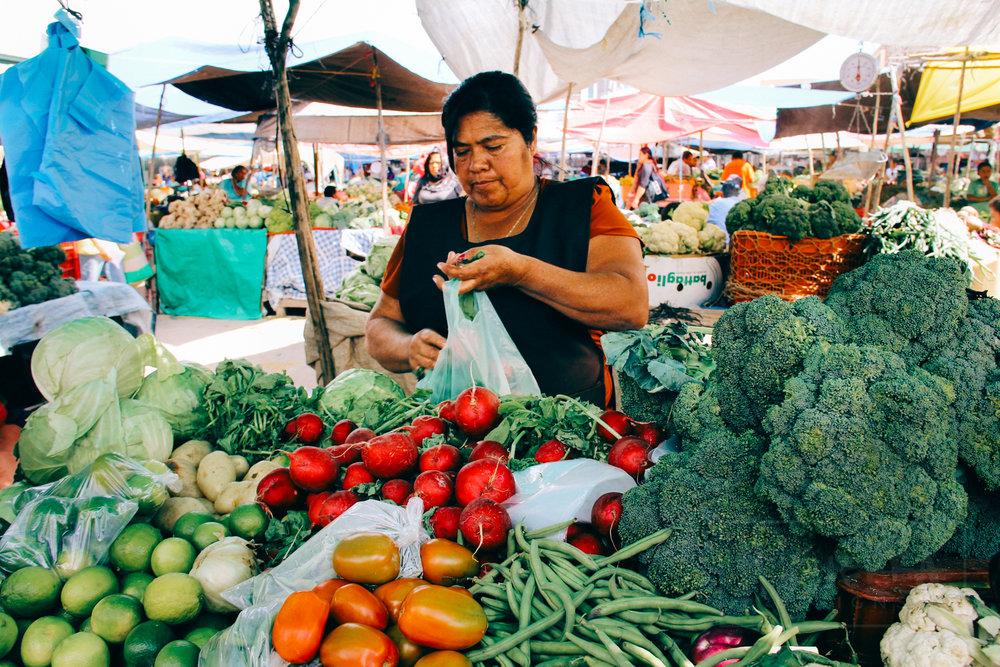 Farmer's Market (Tegucigalpa, Honduras)