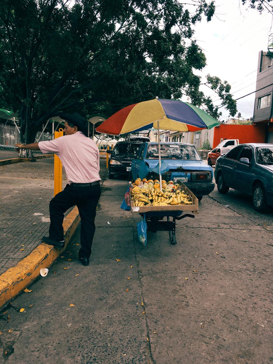 Fruit Cart...