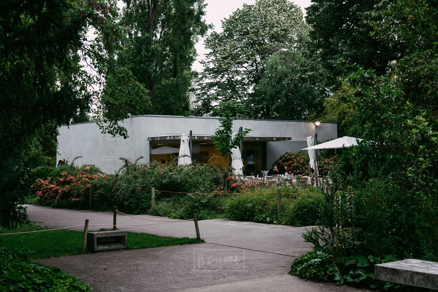 Gulbenkian Foundation Cafe