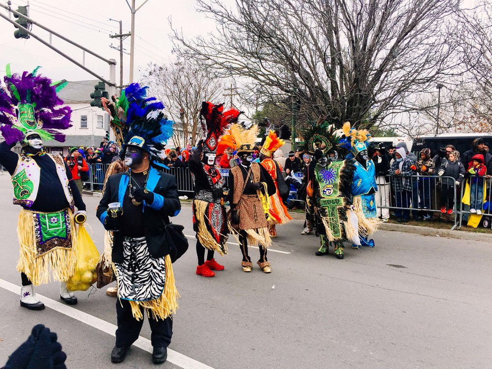 Old Brand New •Mardi Gras 2015